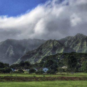Kauai mountain home