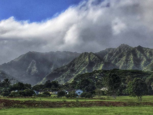 Kauai mountain home
