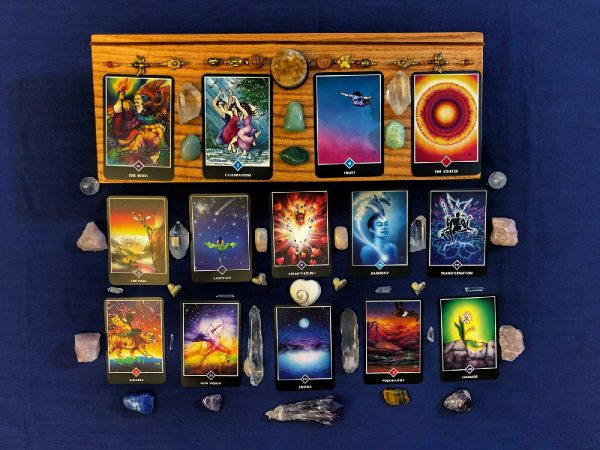 Umaverse tarot card deck for tarot readings
